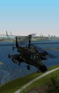 GTA Vice City: моды вертолетов с автоматической установкой скачать бесплатно