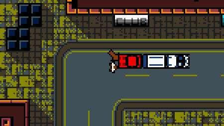 Первая часть Grand Theft Auto на Game Boy Color
