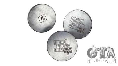 Набор магнитов GTA 5