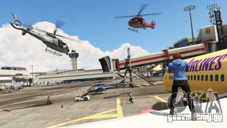 GTA Online скриншот геймплэя Capture