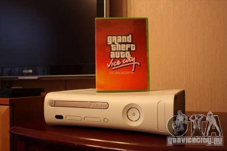 Релизы на Xbox: GTA VC в Америке
