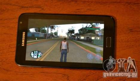 Релизы GTA для Android: San Andreas
