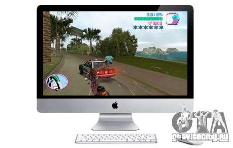Релиз GTA VC для OS X в Северной Америке