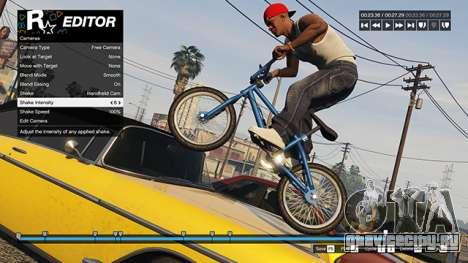 Советы по GTA 5 Rockstar Editor: язык кино