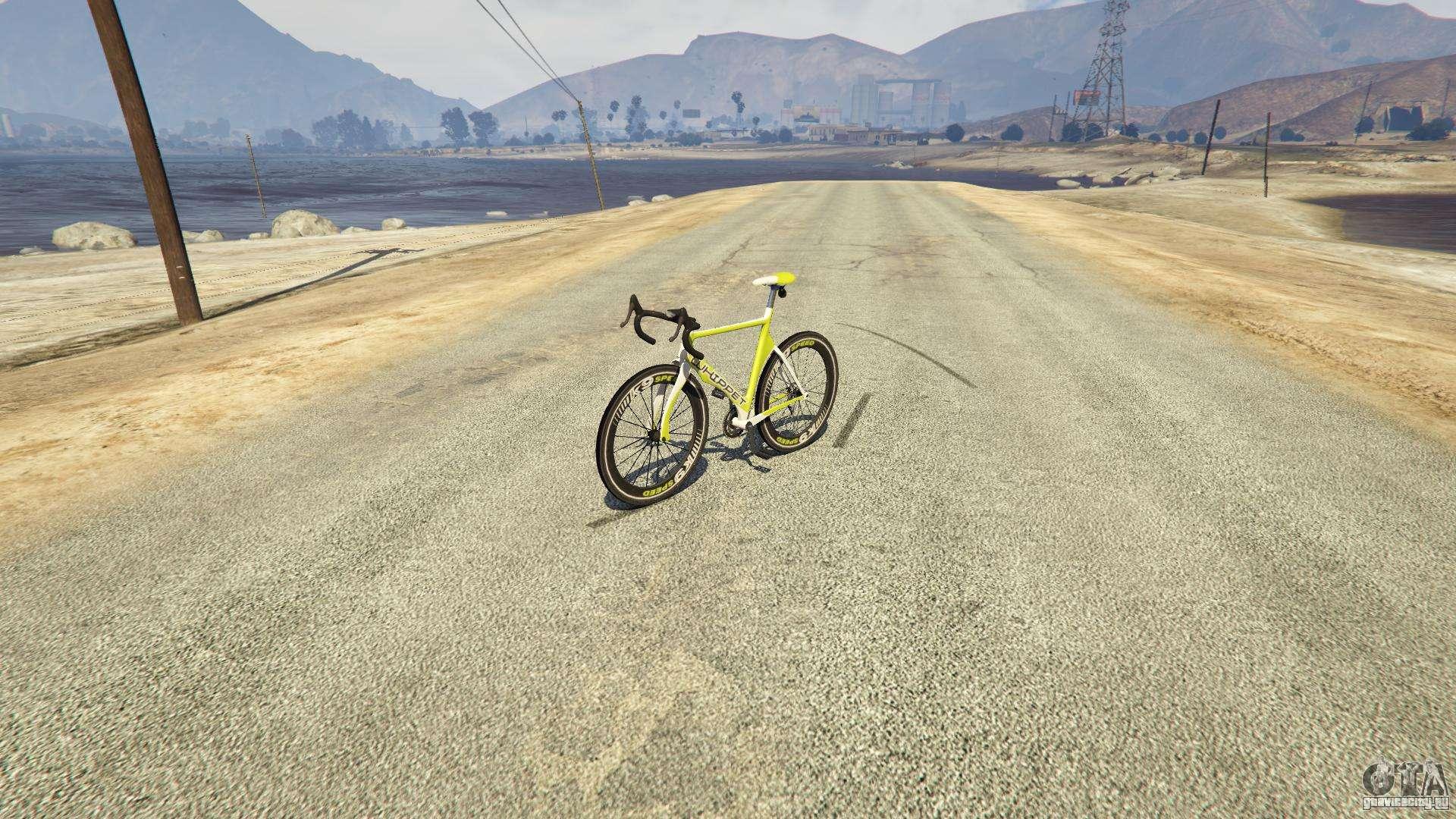 Whippet Race Bike из GTA 5