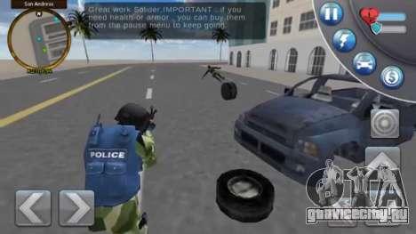 Мобильные клоны GTA