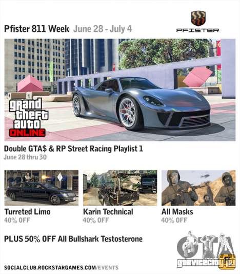 День Независимости в GTA Online