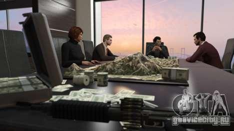 Руководство криминального синдиката в GTA Online