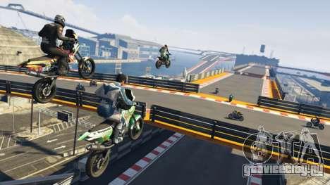 Небесные байкеры в GTA Online