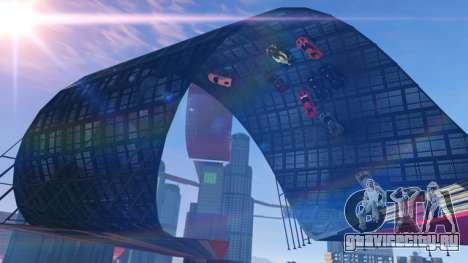 Небесный штопор в GTA Online