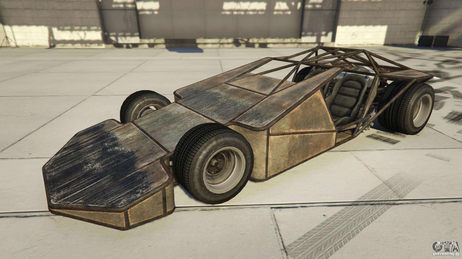 BF Ramp Buggy из GTA Online