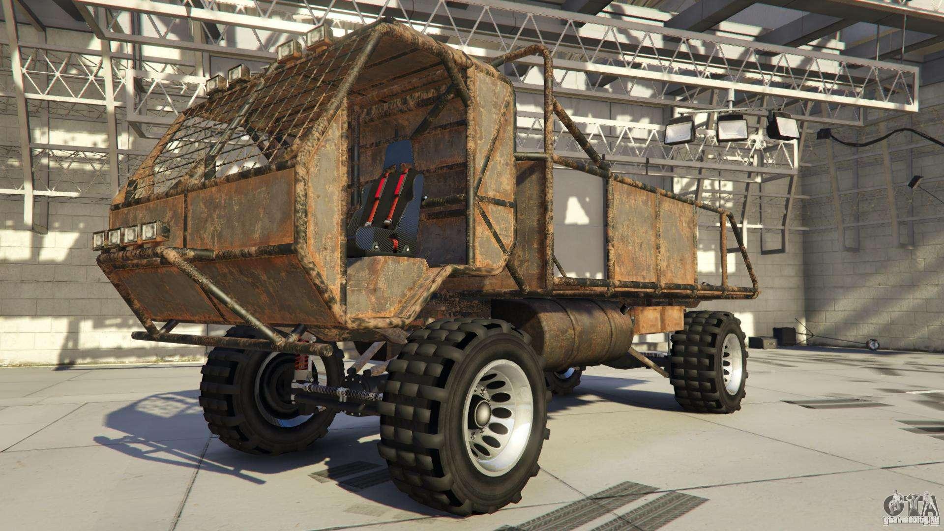 MTL Wastelander из GTA Online