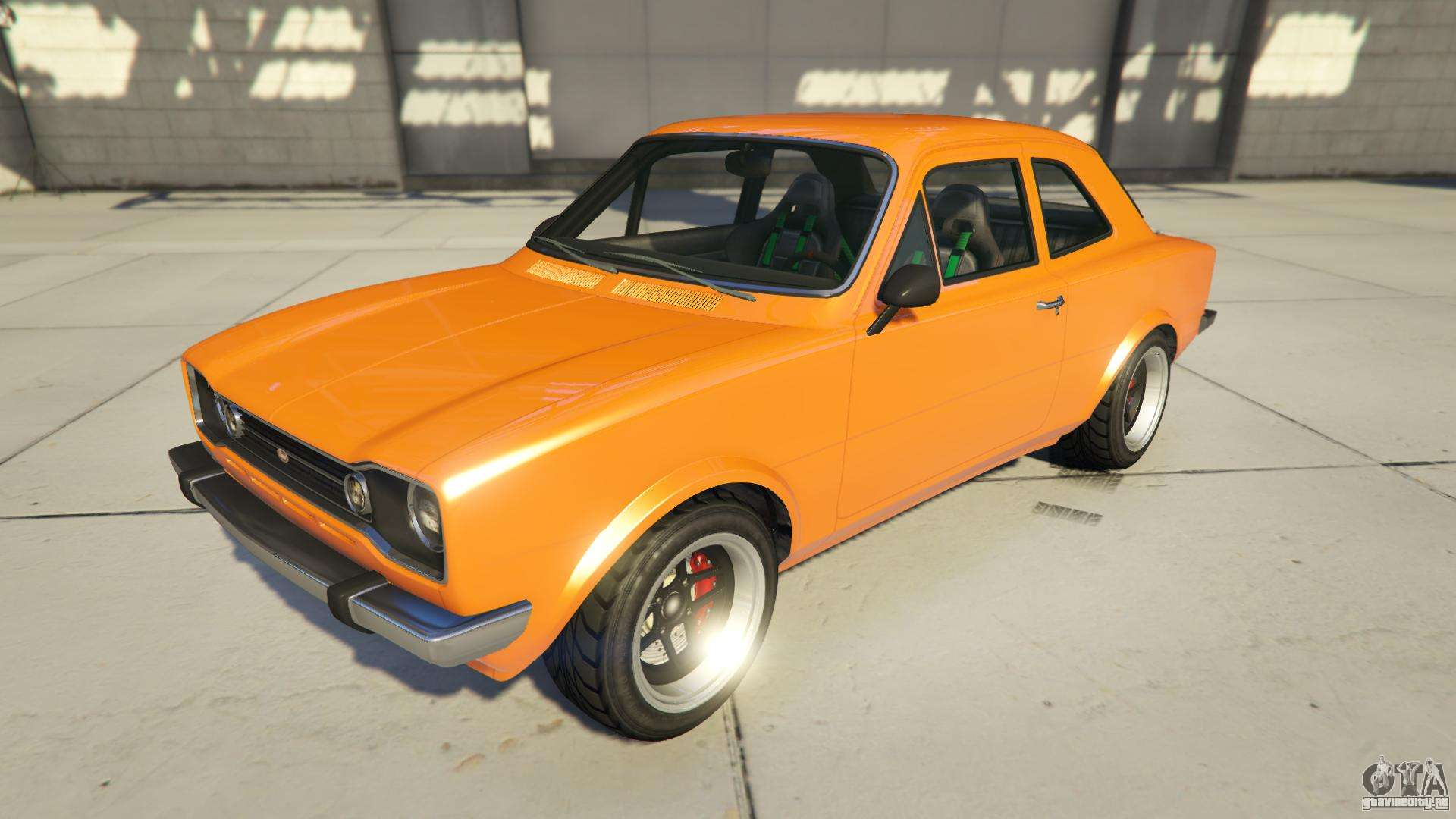Vapid Retinue из GTA Online
