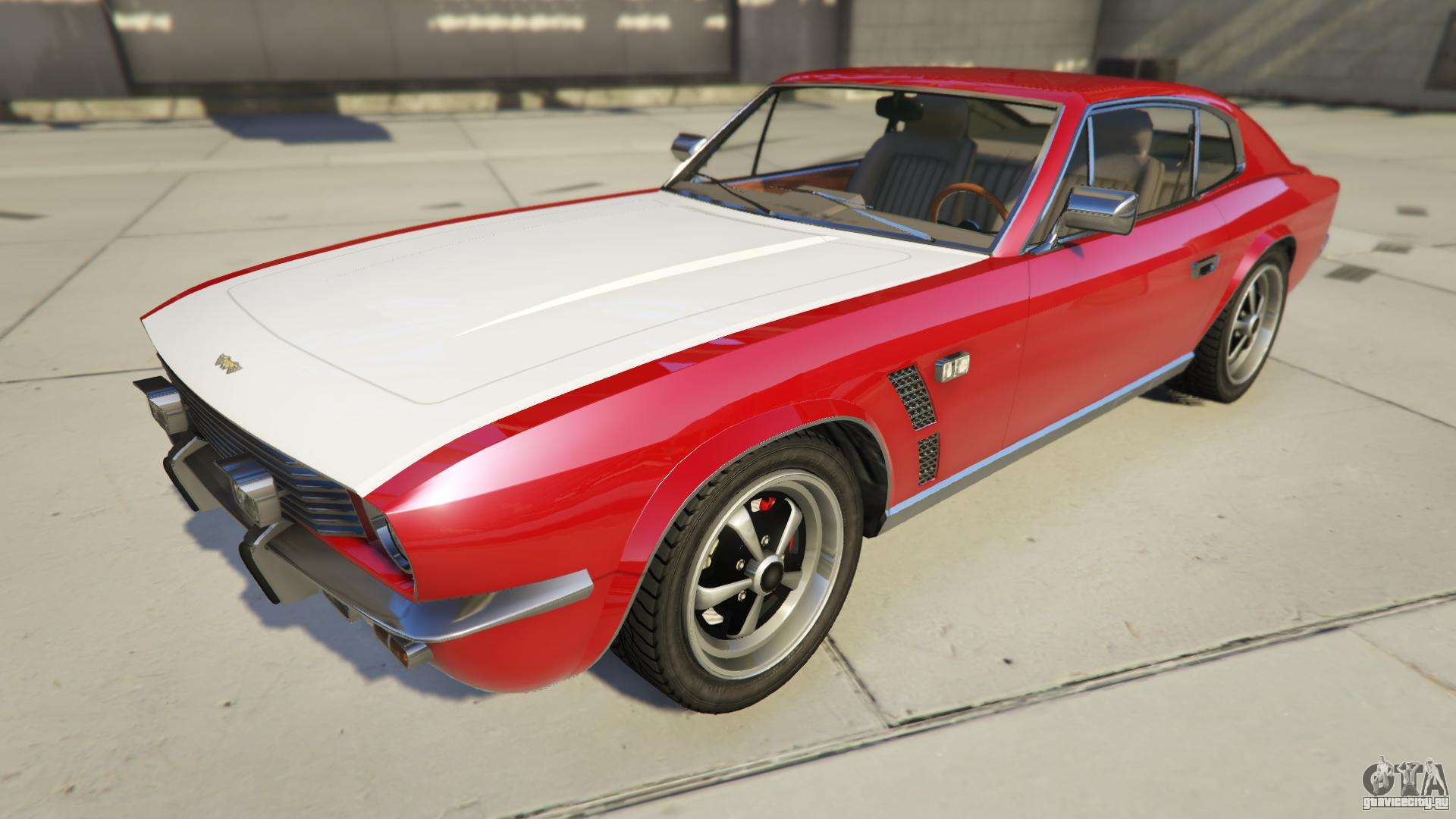 Dewbauchee Rapid GT Classic из GTA Online