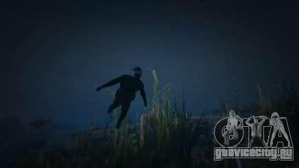 Под водой в ГТА5