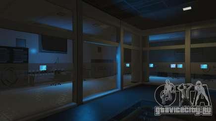Секретная лаборатория в ГТА 5