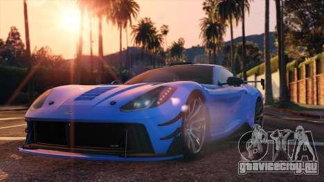 Itali GTO в GTA Online