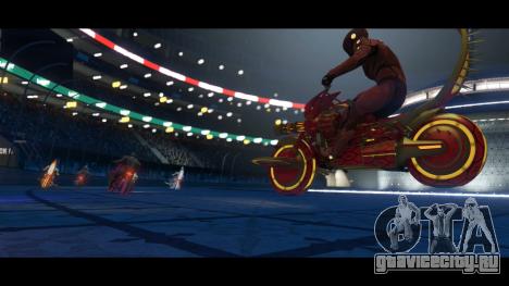 Безумные гонки в GTA Online