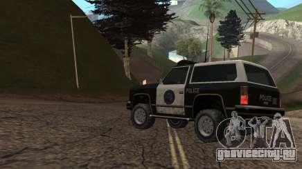 Стать копом в GTA San Andreas