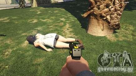 Шокер в игре GTA