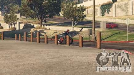 Гоночный мотоцикл ГТА 5