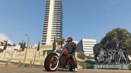 Мотоцикл в ГТА 5 Онлайн