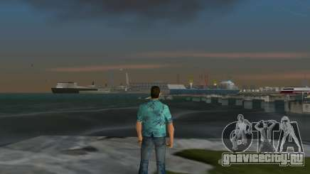 Как пройти миссию с лодкой в GTA VC