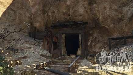 Пещера в ГТА 5