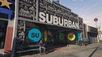 Магазин Suburban в ГТА 5