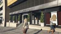 Магазин Ponsonbys в ГТА 5