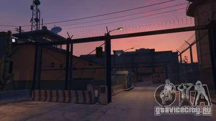 Как выглядит тюрьма Болингброук в ГТА 5