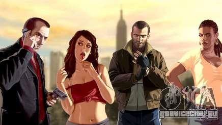 Главные герои в GTA 6