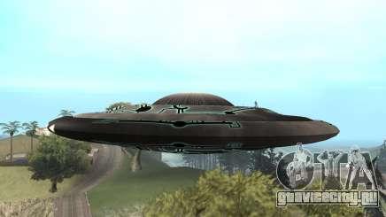 Как найти НЛО в GTA San Andreas