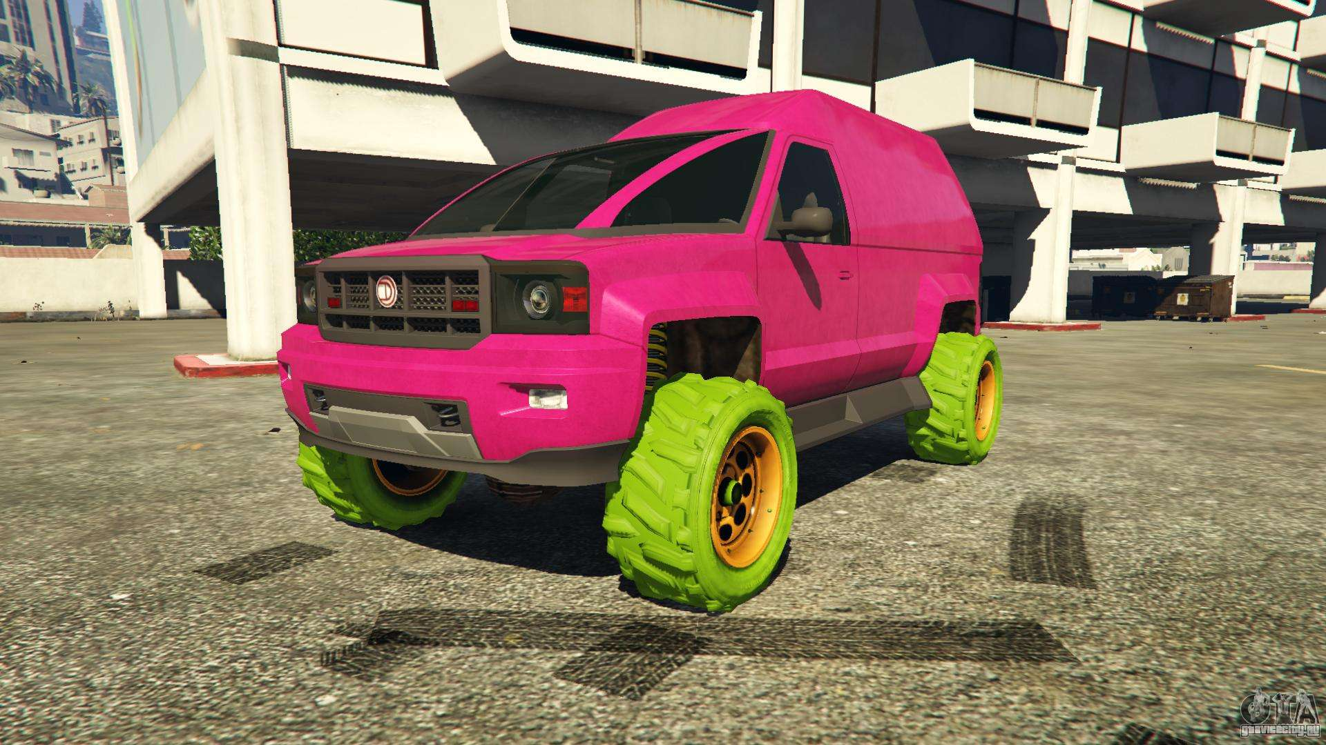 Declasse Nightmare Brutus GTA 5