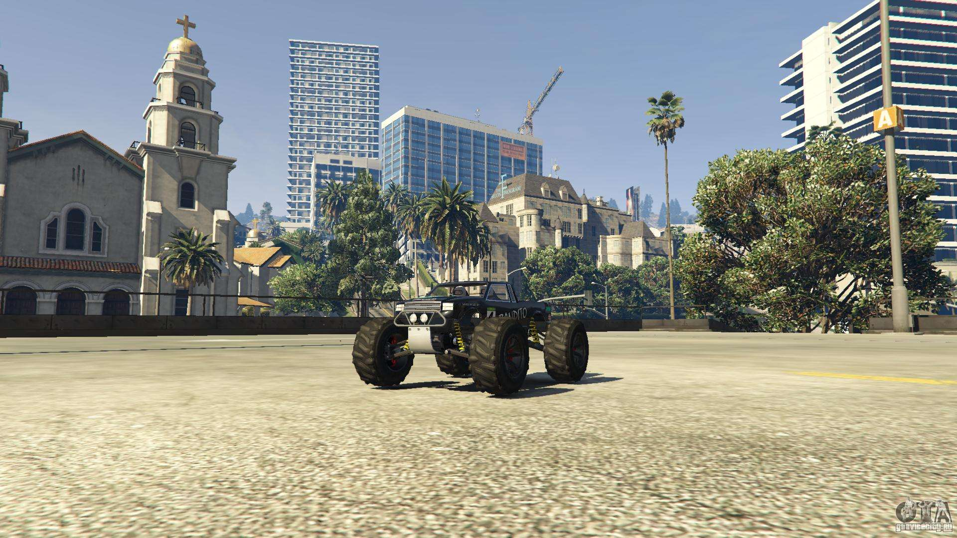 RC Bandito GTA 5