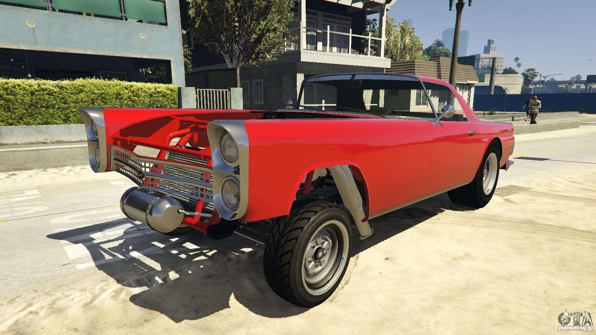 Vapid Peyote Gasser GTA 5