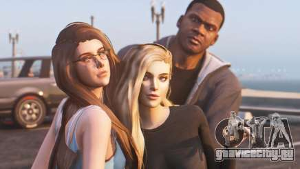 Новые герои GTA 6