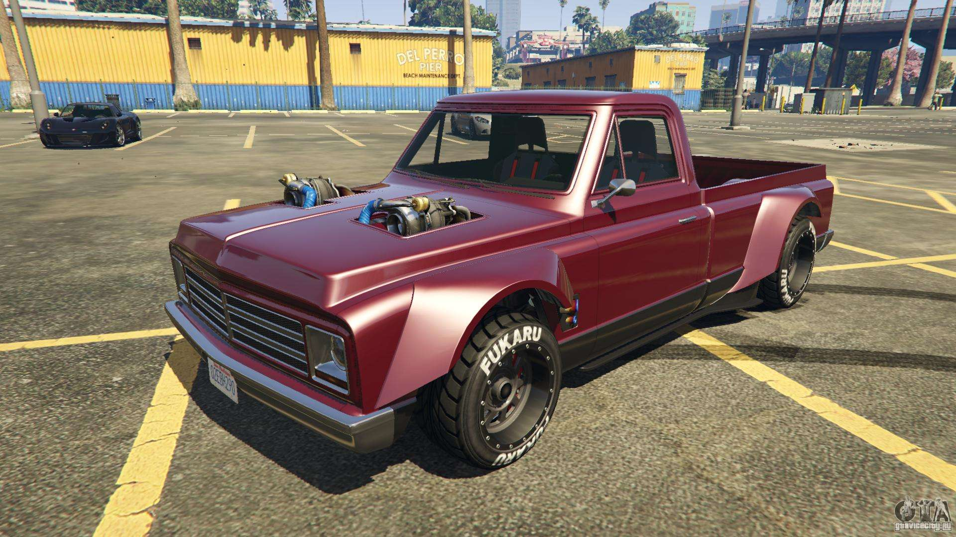 Declasse Drift Yosemite GTA 5