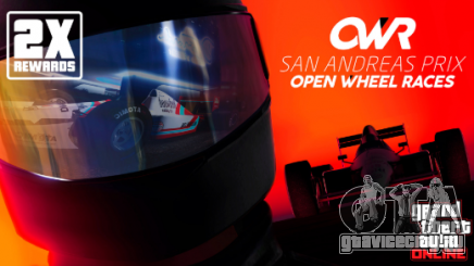 Double Payouts on Open Wheel Races