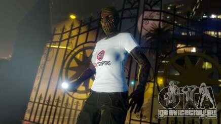 футболку Cultstoppers