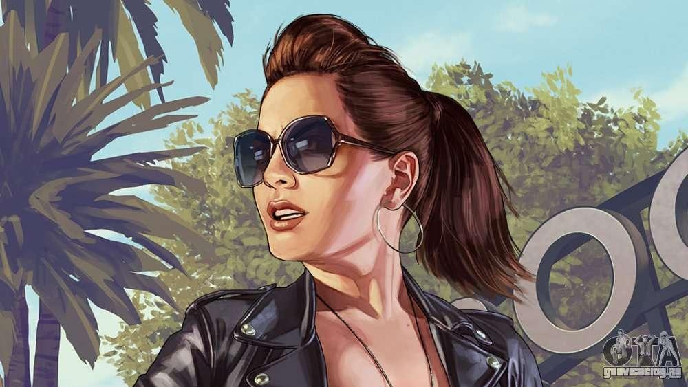 GTA 6 главный герой - женщина