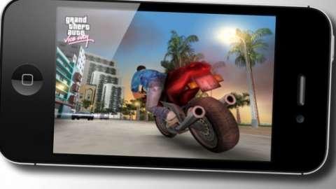 Уже год как GTA Vice City вышла на iOS