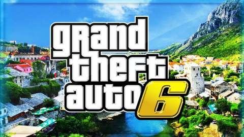 Утечка информации о GTA 6
