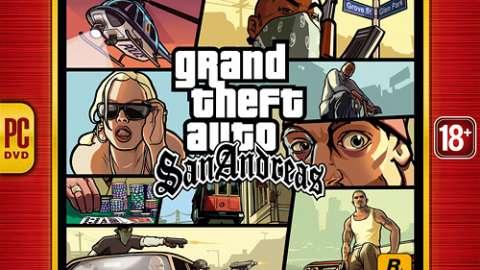 GTA San Andreas от 1С уже 4 года
