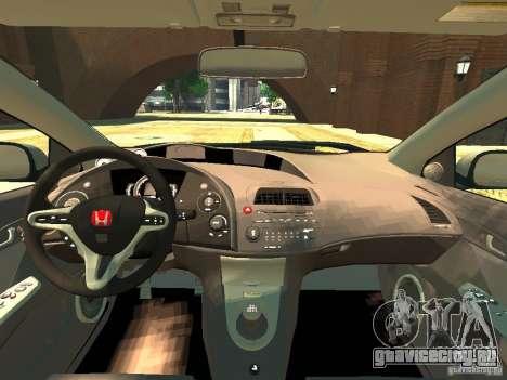 Honda Civic Type R Mugen для GTA 4 вид справа