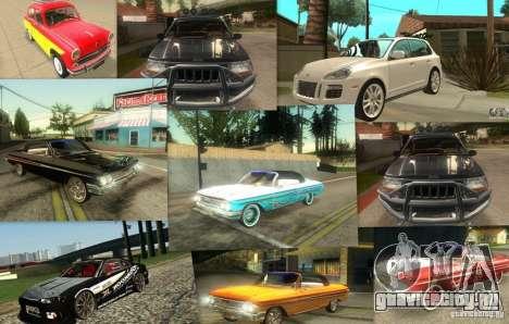GTAViciCity.RU LoadScreens для GTA San Andreas шестой скриншот