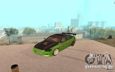 Toyota Altezza Toy Sport для GTA San Andreas