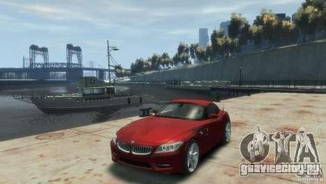 BMW Z4 для GTA 4