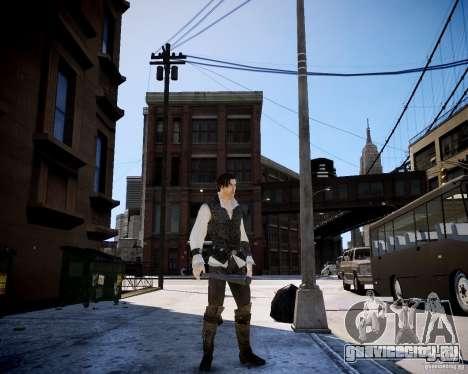 Assasins Creed 2 Young Ezio для GTA 4 девятый скриншот