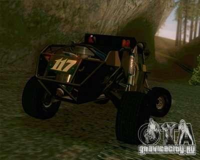 Ickler Jimco Buggy для GTA San Andreas вид справа